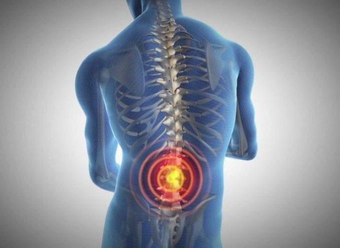 Dolor de espalda y lumbalgia