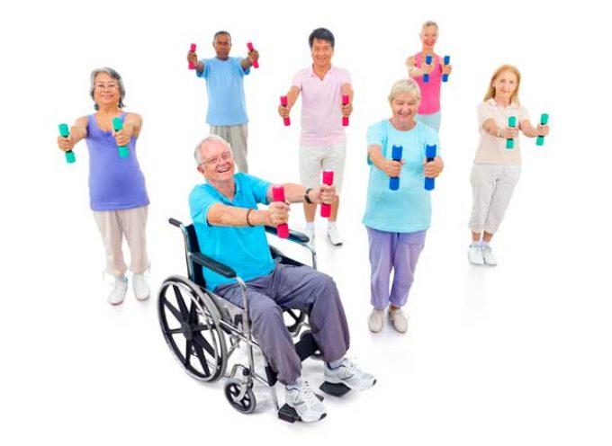 Ejercicios y rehabilitación