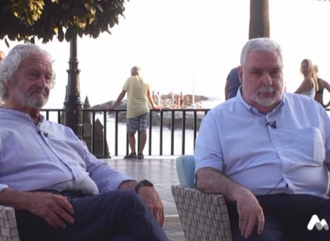 Entrevista a CRONIC por Marbella TV
